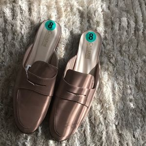 NWT Catharine Malandrino Patent Leather Shoes